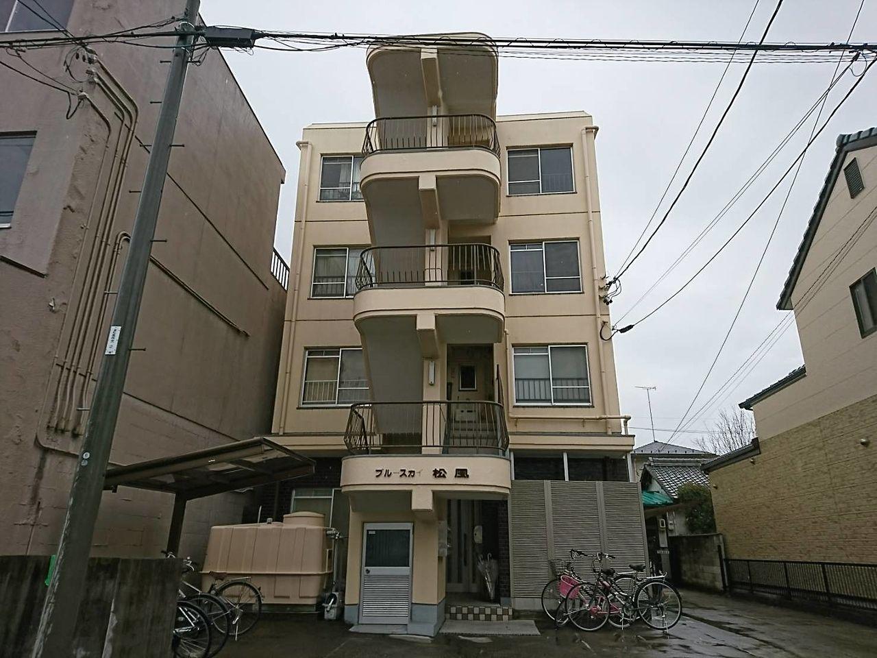 【売り一棟マンション】昭和区松風町2丁目